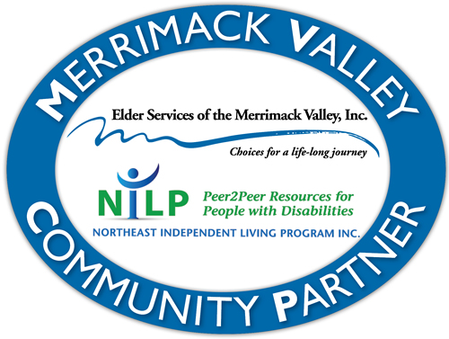 Merrimack Valley Community Partner logo